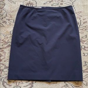 Prada purple skirt
